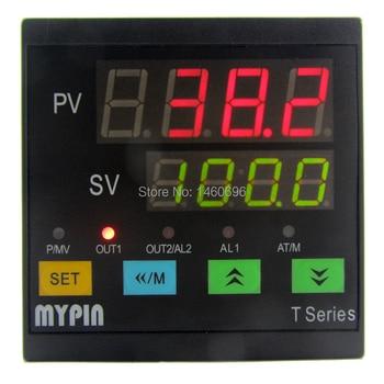 90-265 V AC/DC oryginalny Mypin cyfrowy regulator temperatury PID termostat, kontrolować TA7-RNR 1 Alarm wyjścia przekaźnikowe darmowa wysyłka