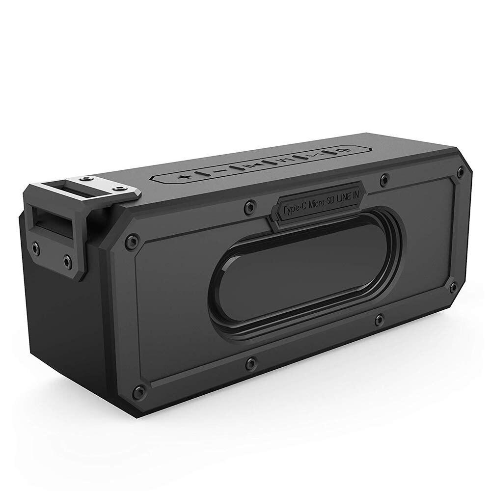 Potable Bluetooth Speaker 4.2+EDR TWS Wireless Loudspeaker Sound System 40W Waterproof Outdoor Speaker With Type-c And 3.5mm AUX
