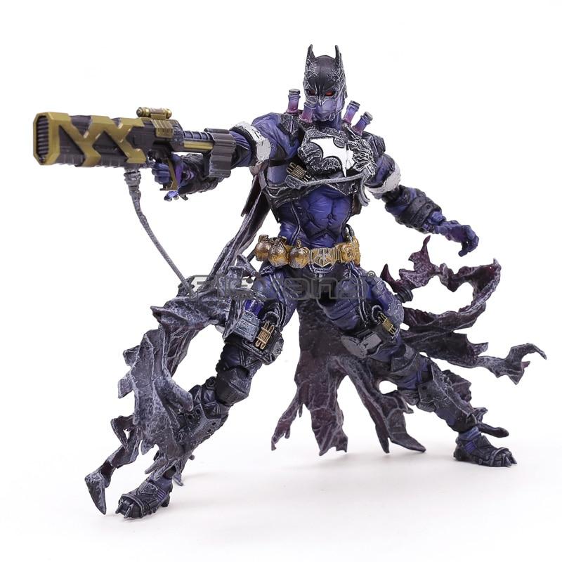 Jouer Arts Kai Batman: Mr Freeze Coquins Galerie SQEN PVC Figurine À Collectionner Modèle Jouet