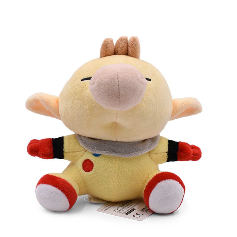 2018 New Style Anime Super Smash Bros Pikmin Captain Olimar <font><b>Peluche</b></font> Plush Stuffed Toy Christmas Gift For Children image