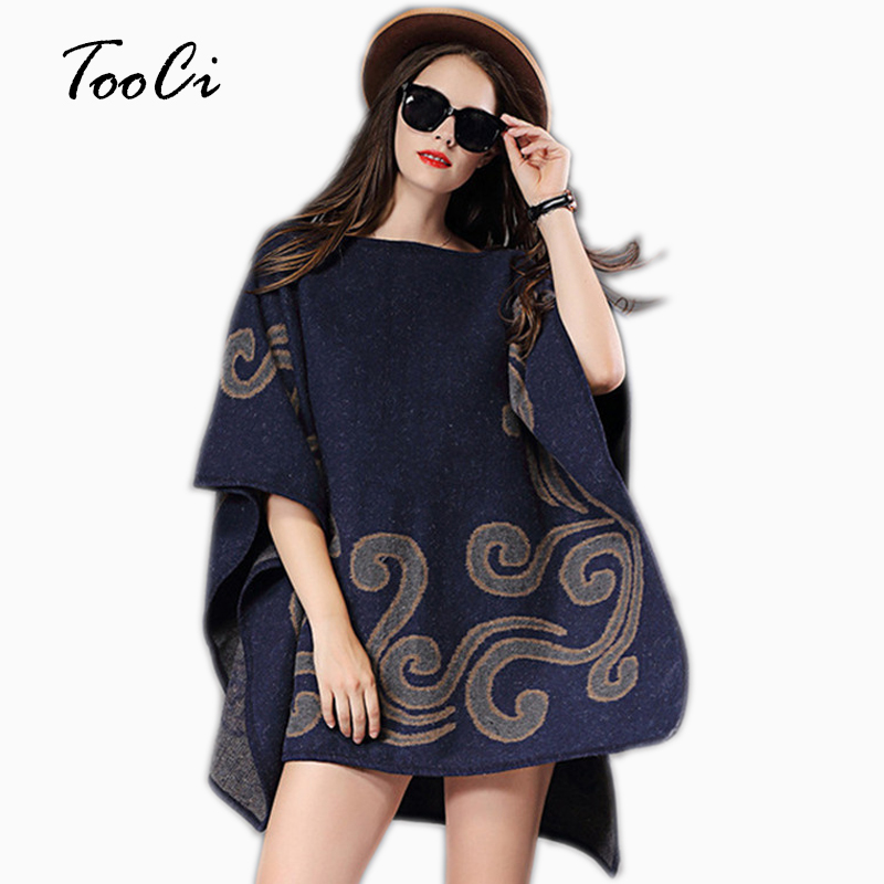 חדש סתיו אופנה וחורף נשים סוודר שחור - בגדי נשים