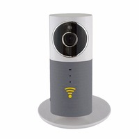 ENKLOV Wireless IP Camera 720P HD WiFi Networ Security Night Vision Audio Video Surveillance CCTV Camera