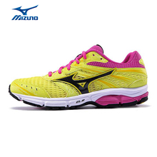 MIZUNO Women WAVE ZEST Mesh Breathable Light Weight Cushioning Jogging Running Shoes Sneakers Sport Shoes J1GL159888 XYP301