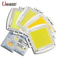 UMAKED High Power LED Chips 120W 150W 200W 300W 400W 500W Bulb Lamp SMD COB Diodes
