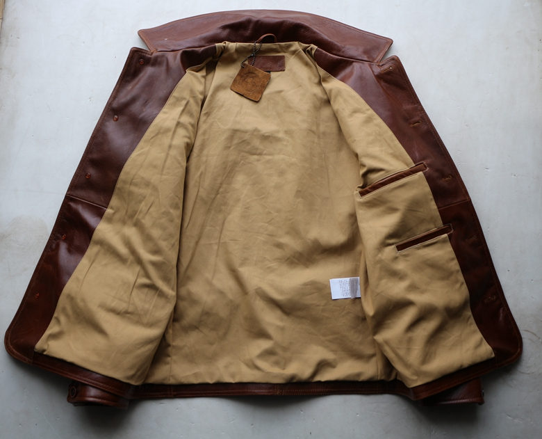 HTB10wPty25TBuNjSspcq6znGFXaI Free shipping,Brand men's 100% genuine leather Jackets,classic oil wax cow leather jacket,japan brakeman jacket.original