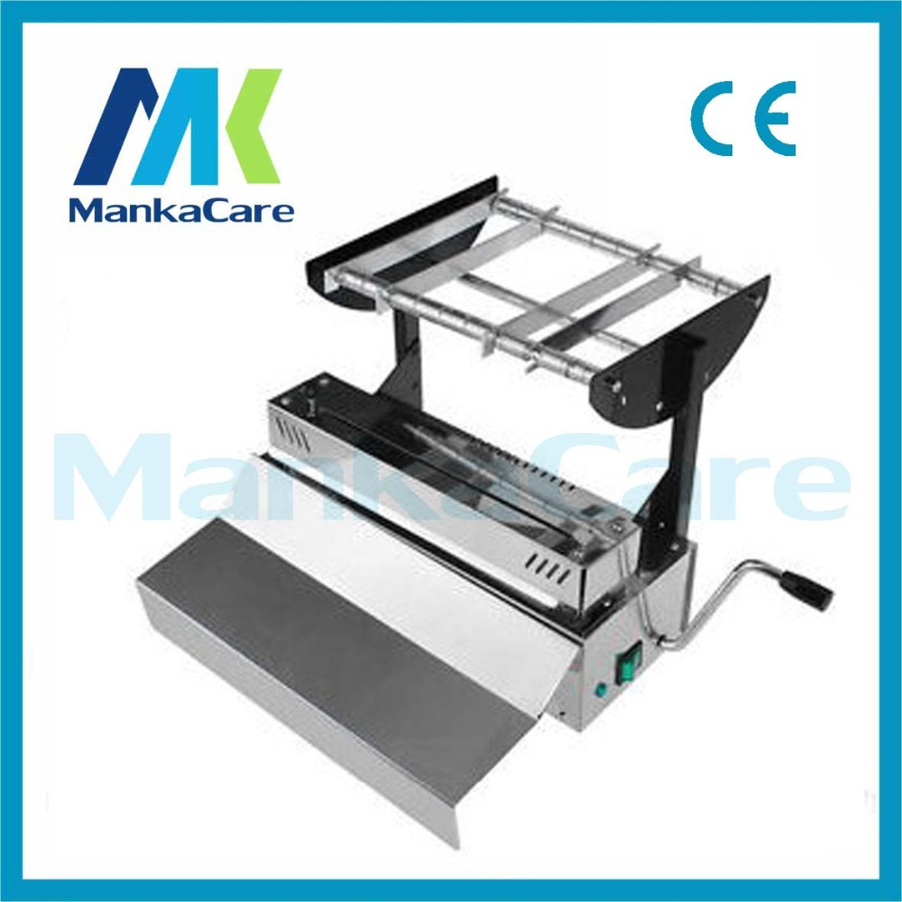 Stainless Steel Sealer Sterilization Reel&Pouch Manual Heat Sealing Machine Dental/Clinic/Hospital/Lab packing equipment стоимость
