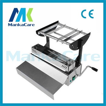 Stainless Steel Sealer Sterilization Reel&Pouch Manual Heat Sealing Machine Dental/Clinic/Hospital/Lab packing equipment
