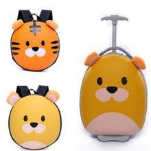 Детский чемодан для путешествий, мультяшный чемодан для мальчиков, чемодан на колесиках для девочек, детские сумки на колесиках для детей, чемодан на колесиках