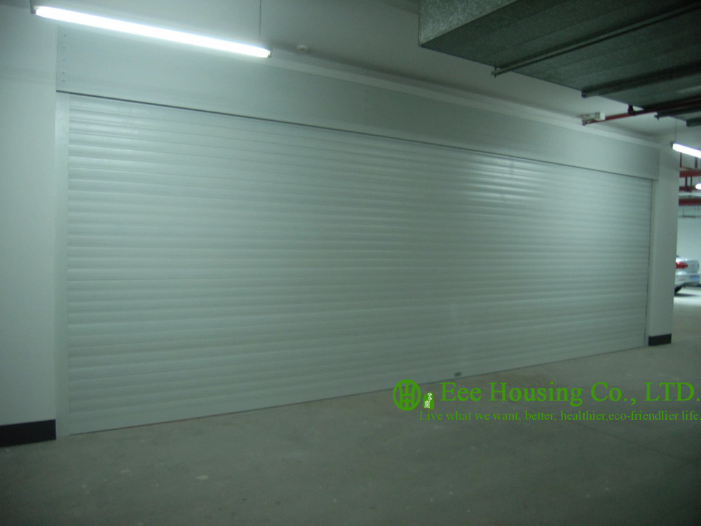 High Quality Residential Aluminum Motor Control Roll Up Door,White Color, Aluminium Automatic Roller Shutter