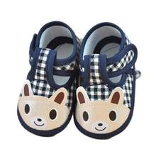 modis baby shoes Newborn Girl Boy Soft Sole Crib Toddler Shoes Canvas Sneaker bebek ayakkabi toddler shoes zapatos Hot sale #06(China)