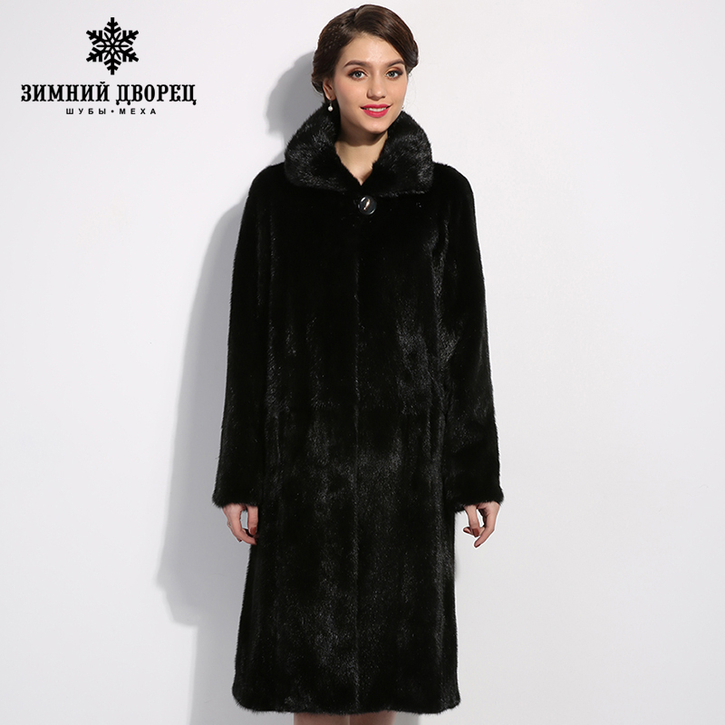Online Buy Wholesale natural mink fur coat from China natural mink ...