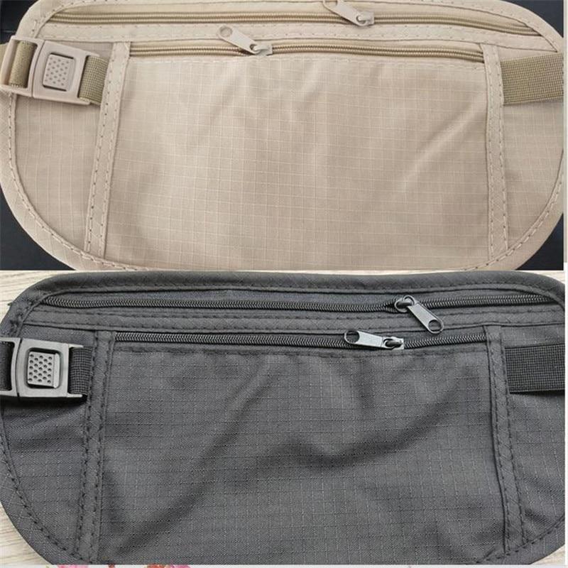 ENKNIGHT Slim design Bumbag RFID Running belt Hip Money Waist Bag Travelling Fan