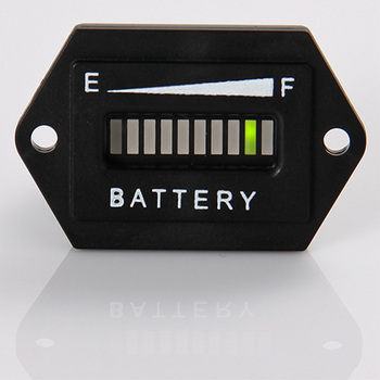 Battery Indicator charge DISCHARGE meter for golf carts electric vehicle scooter toy car marine car 48V RL-BI001