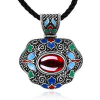 N009 B 2015 Latest National Style Necklace for women