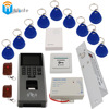 Fingerprint RFID Access Control System Set Control Machine Digital Scanner Sensor For Door Lock Time Attendance