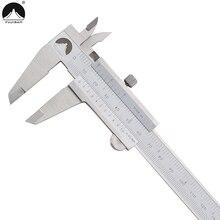 Buy FUJISAN Vernier Caliper 0-150mm/0.05mm 1/128in Stainless Steel Caliper Gauge Micrometer Measuring Tools