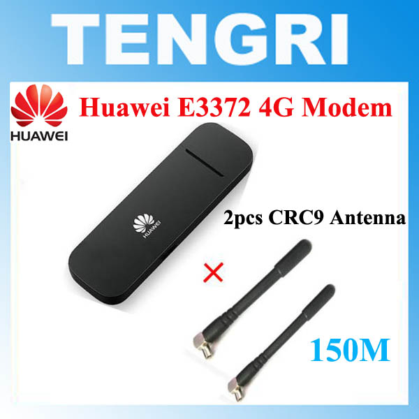 HUAWEI Usb-Stick Dongle E8372 LTE-MODEM Unlocked Mobile-Broadband E3372h-153 Datacard