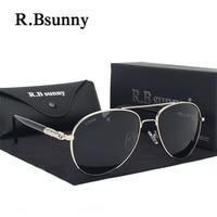 Fashion Classic Brand Sunglasses Men Women Sun Glasses R Bsunny R1610 High Quality Polarized Women Sunglasses