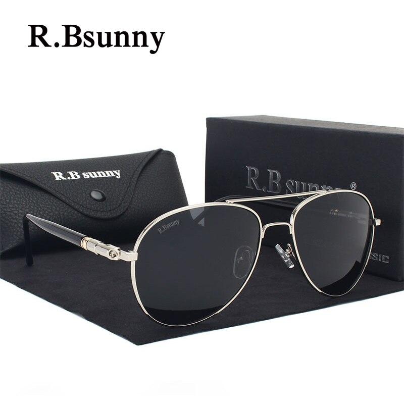 Mode Classique Marque lunettes de soleil hommes femmes lunettes de soleil de Haute qualité polarisées femmes lunettes de soleil HD Éblouissement UV400