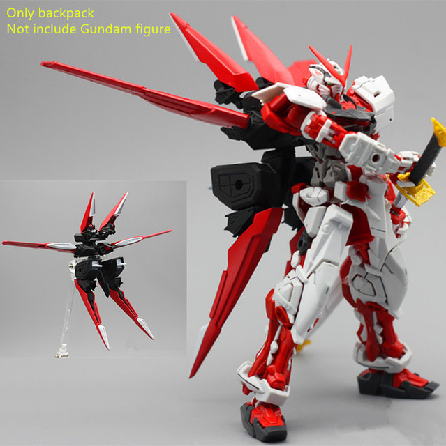 Effectswings Vôo Backbag Para Bandai RG 1/144 MBF P02 Gundam Astray Red /
