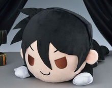 Anime Kuroshitsuji Plush doll toys SEGA Genuine Black Butler Book of Circus Sebastian Michaelis figures lying series pillow toys