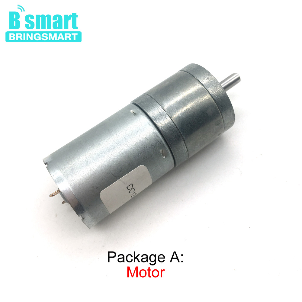 NEW 550 motor Micro high-speed model motor DC 6V-24V With steel gear motor DIY