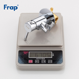 Image 5 - Frap Bidet Faucet Bathroom Bidet Shower Set Faucet Toilet Bidet Muslim Brass Wall Mounted Washer Tap Cold and Hot Mixer F7505 2