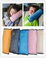 Bebé Auto Car Pillow cinturón de seguridad a proteger el hombro Pad ajustar vehículo cojín del asiento para los niños jugar para los bebés