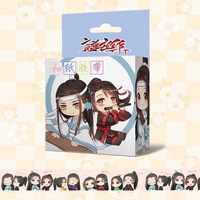 Cinta adhesiva de dibujos animados de 1,5 cm * 5m Anime Mo Dao Zhi Washi cinta