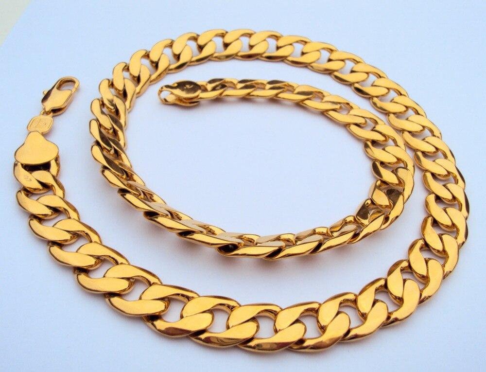 GLD49 6mm 24 k Shiny Gold Plated  Pendant Bail