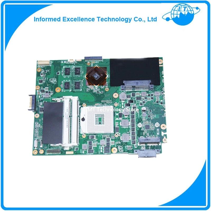 HOT Selling K52JR  K52J A52J K52JC Laptop Motherboard For Asus  for asus k52jb a52j k52jr k52je k52j 4 pcs on storage laptop motherboard rev2 3 mainboard free shipping
