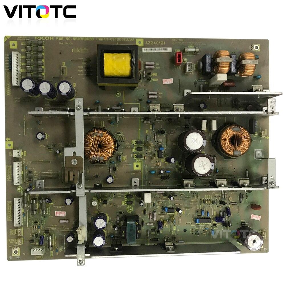 Carte d'alimentation d'origine Mian pour Ricoh MP 5500 6500 7500 8000 6000 MP5500 MP6500 MP7500 MP8000 MP6000 copieur Laser ASSY