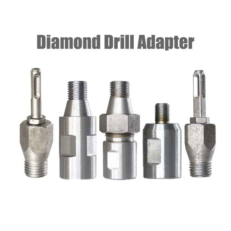 Arbor Adapter For Electric Hammer M22 Diamond Core Wet Drill Bit