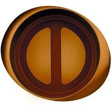 Форма для запекания Rondell MoccoLatte RDF 18 cm-445 (Углеродистая сталь и силикон, антипригарное покрытие, диаметр 18 см, подходит для посудомоечной машины)