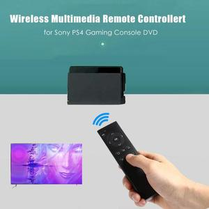 Image 2 - 2.4G Wireless Multimedia Remote Controller for Sony PS4 Gaming Console DVD linear distance remote controlover 10 meters