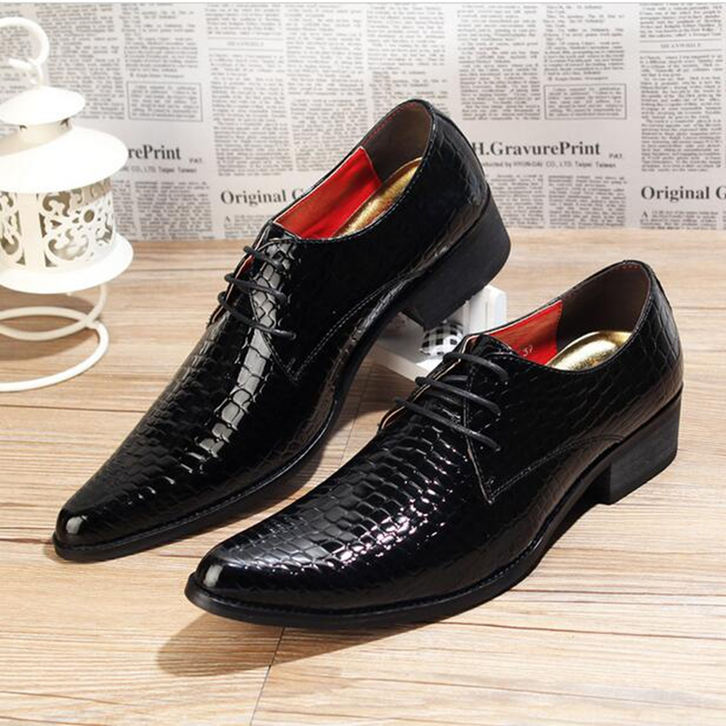 Popular Mens Red Leather Dress Shoes-Buy Cheap Mens Red Leather ...