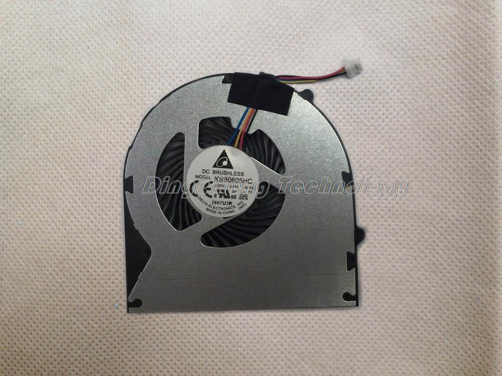 Free shipping Original and New CPU Cooling fan FOR Lenovo Z570 B570 B575 V570 KSB0605HC Laptop