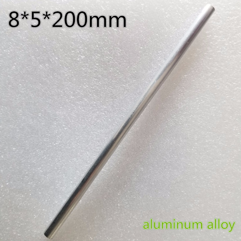 20cm/pack K794 Aluminum Pipe Out Diameter 8mm Inner Diameter 5mm Hollow Circular Tube For DIY Model Making Free Shipping Russia