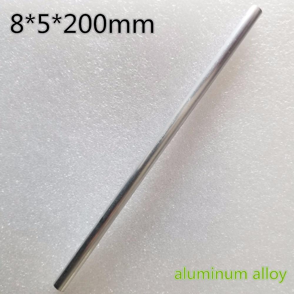 20cm/pack K794 Aluminum Pipe Out Diameter 8mm Inner Diameter 5mm Hollow Circular Tube For DIY Model Making Free Shipping Russia
