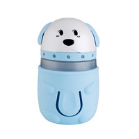 2017 Hot New Product Cute Dog Ultrasonic Humidifier Home Office Humidifier Mini Colorful Night Light Personalized