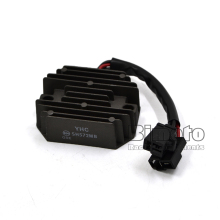 цена на For Suzuki DR650 GSF250 Bandit 250 GSF400 Bandit 400 RGV250 VJ22A RGV22 12V Motorcycle Regulator Rectifier Scooter Moped Go Cart