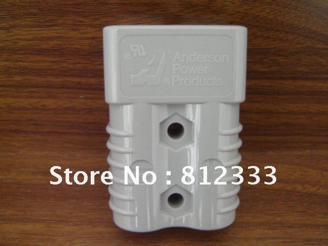 Car Battery Coupons >> Genuine Anderson 940 Gray SB175A 600V Housing Only Power Connector Battery Plug For Forklift ...