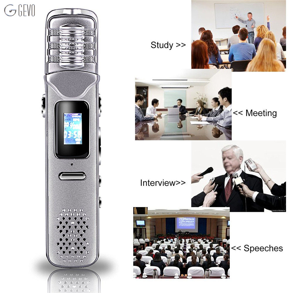 Multifunctional Digital Voice Recorder Rechargeable Dictaphone Stereo Voice Tracer mp3 Player Perfect for Recording Interviews мото шлем other brands ducati suomy vandal