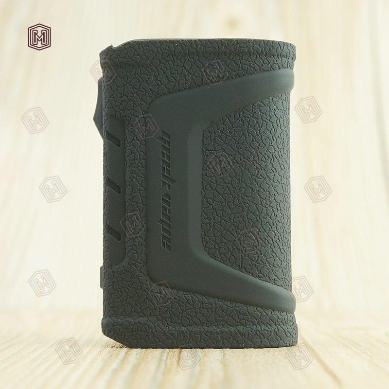 Microsmoke 10pcs silicone case for Authentic GeekVape Aegis Legend Kit 200W skin sleeve cover sticker speedy