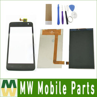 1PC Lot High Quality For Explay Vega LCD Screen Display Screen And Touch Screen Replacement