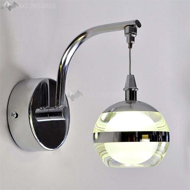 JW_Modern 5 Watt Led Wandleuchte Badezimmer Licht Hochwertigem ...