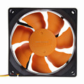 1Pieces 80mm 8cm 80x25mm Silent Case Fan Quiet Computer PC Cooling
