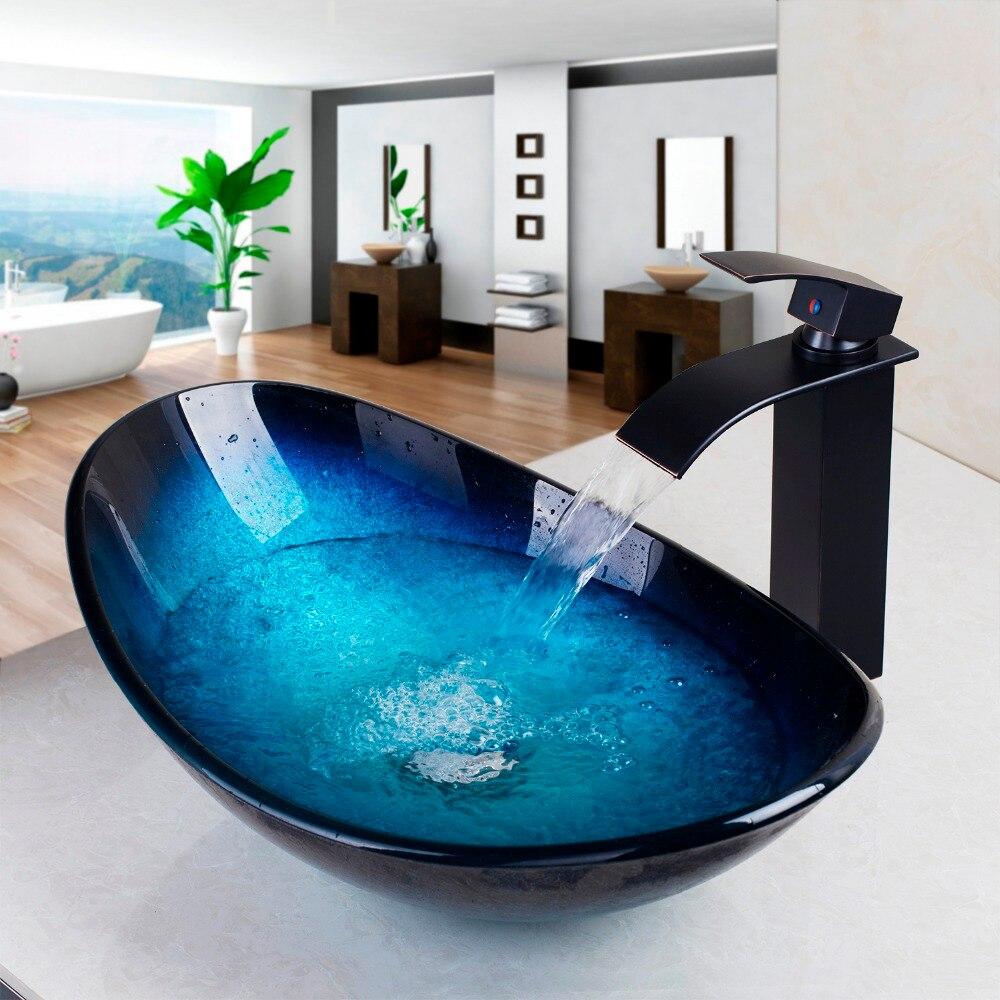 zwart badkamer wastafel-koop goedkope zwart badkamer wastafel, Deco ideeën