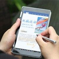 Новый Нетбуки игры 7 дюймов алюминиевый корпус ноутбука Windows 10 Intel Ofiice игры таблетки 8 ГБ/128 ГБ Bluetooth Тетрадь