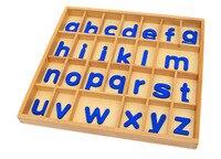 新しい木製赤ちゃんモンテッソーリ活動レターボックス赤ちゃん教育玩具ベビーギフ